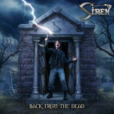 SIREN Back from the dead CD