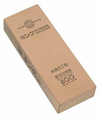Japanese Authentic Sharpening Stone: King Delux - Wide Type - #800