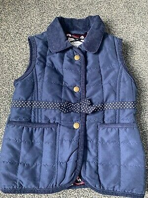 Junior J jasper conran girls gilet age 3-4