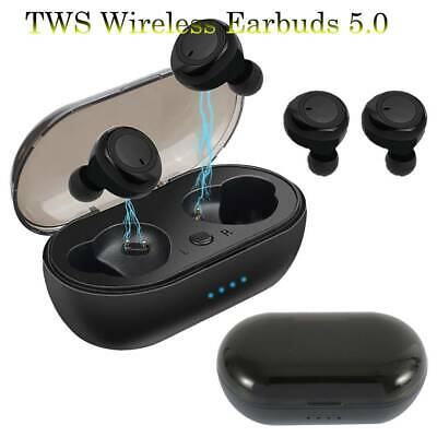 TWS Bluetooth 5.0 Earbuds Wireless Earphones Headphones Mini Stereo Headset