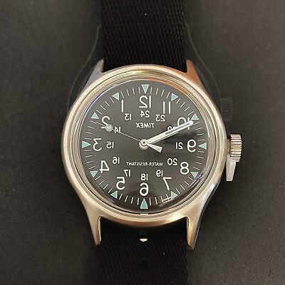 Engineered Garments Timex Stainless Camper Watch Collaboration
