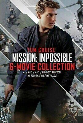 Mission Impossible 6 Movie HDX VUDU INSTAWATCH  Digital No Physical Disk