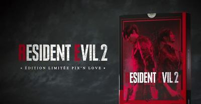 Resident Evil 2 Limited Collectors Edition! Playstation 4/ PS 4! NEU & OVP
