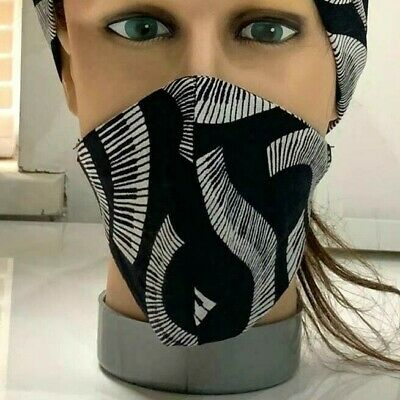 African Face mask  - Protective Face Mask