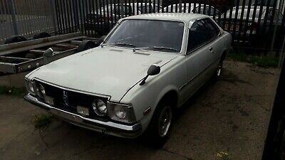 Toyota Corona Rt114 Coupe 1975 Jdm - Here  From Japan - Only 67000 Kms £10995
