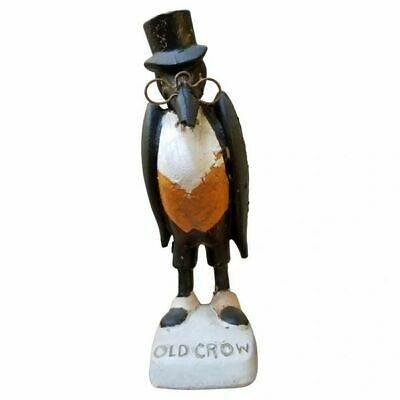 Advertising Figure Old Crow Whiskey