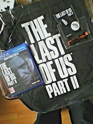 The Last of Us Part II  plus edition PS4   pre order 19/06/2020.