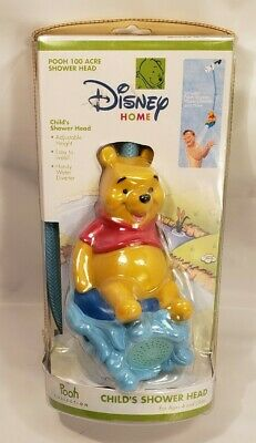 Disney Winnie The Pooh 100 Acre Child's Shower Head