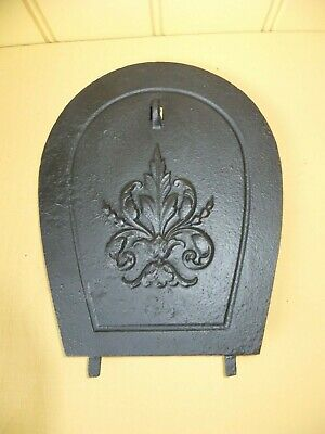 Carron Cast Iron Damper Plate For Fire Place