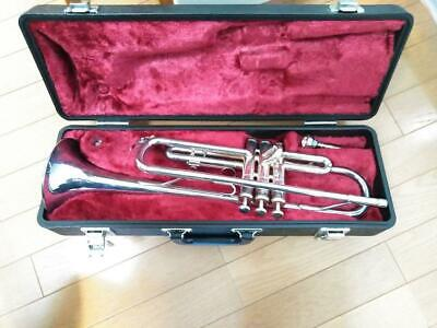 YAMAHA Trumpet with HardCase From Japan #491