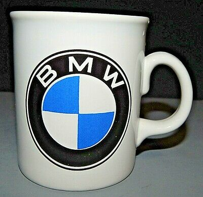 BMW Logo Coffee Mug Cup Made In England Vintage