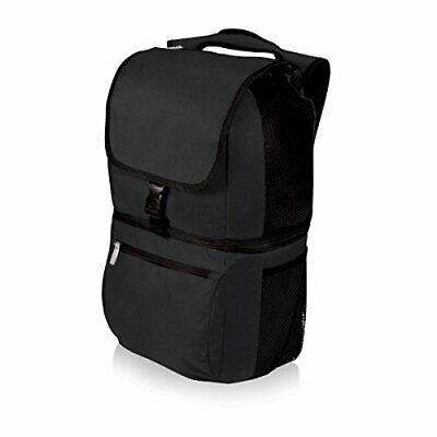 ONIVA - a Picnic Time Brand Zuma Insulated Cooler Backpack, Black (Black)