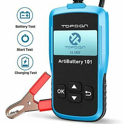 TT TOPDON AB101 Automotive Battery Tester on Cranking (AB 101)