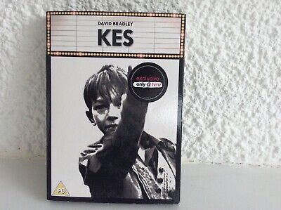 """DVD """"KES"""" used,  still in very good condition,"""