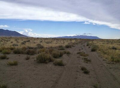 Warranty Deed On 41+ Ac In Winnemucca, Nv W/Roads, Phone & Mountain Views