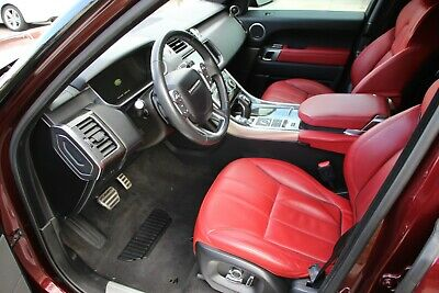 2016 Land Rover Range Rover Sport Supercharged Dynamic AWD 4dr SUV 2016 Land Rover Range Rover Sport Supercharged Dynamic AWD 4dr SUV AWD V8 5.0L