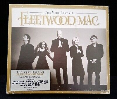 The Very Best Of FLEETWOOD MAC 2 CDs