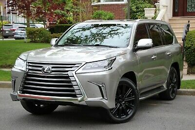 2016 Lexus LX Base AWD 4dr SUV 2016 Lexus LX 570 Base AWD LUXURY MINT LOW MILES ATOMIC SILVER ON CABERNET INTER