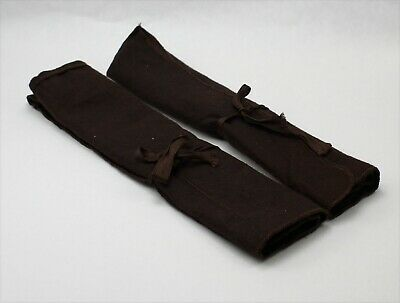 Macy's Brown Place Setting Flatware Storage Bags - Set of 2