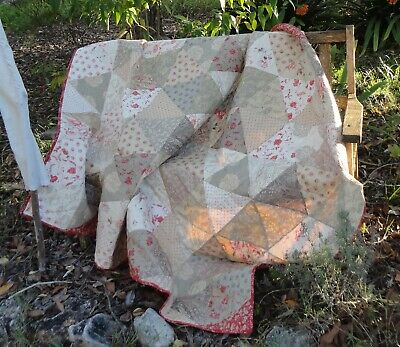 Handmade Quilt - French General Quilt
