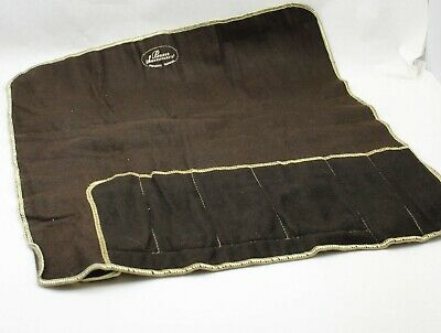 Pacific Silver Cloth Anti-Tarnish Sterling Silver Place Setting Storage Bag