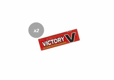 903400 2 x VICTORY FORGED FOR STRENGTH LOZENGES PACKET