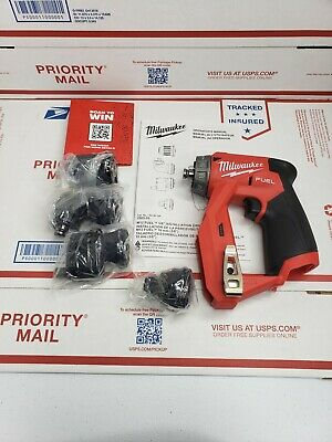 New Milwaukee 2505-20 M12 FUEL Installation Drill/Driver 4-in-1 (Tool Only)