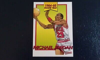 Michael Jordan 1984 Rookie Yr Sports Superstars Revolutionary Comic Series 1 #1