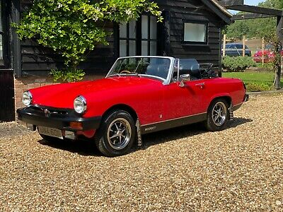 MG Midget - 58k from New - Automatic - Drives A1 - 1975