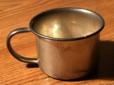 Towle 925 Sterling Silver Baby Cup~10771~35 Grams
