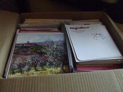 260+ Clearance  Wholesale Mixed....Birthday/Anniversary/Etc Greetings Cards..B6