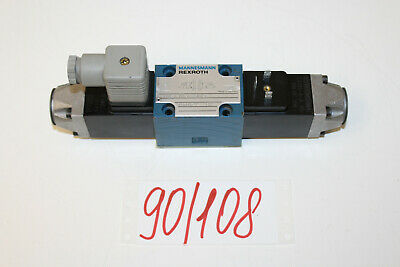 Rexroth 4WE 6 J53/AG24NZ4 Magnetventil Wegeventil  90/108