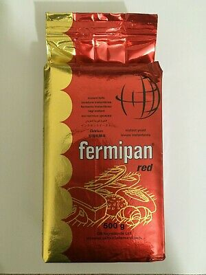 Fermipan Instant Dried Yeast 500g [Free Postage]