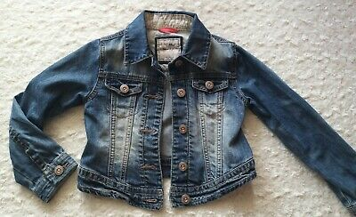 Next jeans jacket 5/6years