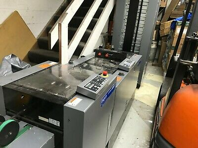 Duplo Fully Automated 20 bin Booklet making system other features as well NICE U