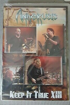 "ANACRUSIS - Live ""Keep It True"" DVD"