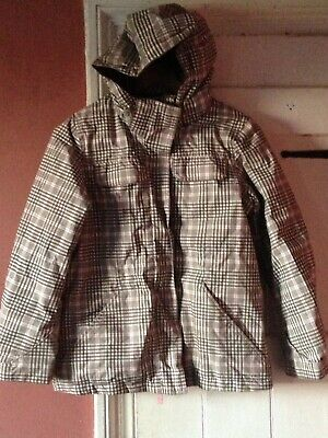GIRLS  Lovely Hennes SKI JACKET AGE 12 And Rip Curl Salopettes Age 12