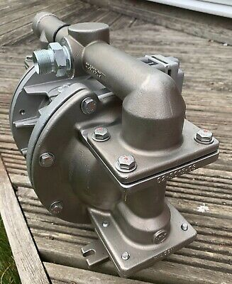 Wilden P200 Stainless Steel AODD Diaphragm Pump