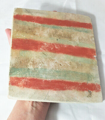Certified Rare PreColumbian Painted Ceremonial Stone Tablet #2 - Arequipa, Peru
