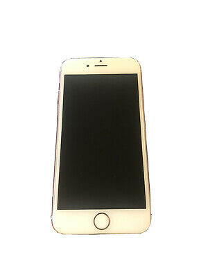 Apple iPhone 6S Rose Gold 16GB Factory Unlocked AT&T Smartphone (Fair Condition)