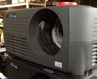Christie DS+4K DLP Projector Working Without Lens #2