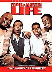 NEW Life DVD MOVIE Special Edition: Eddie Murphy , Martin Lawrence , BERNIE MAC