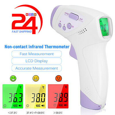 Handheld Laser Digital Termometro Non-contact Infrared Temperature Gun Meter USA