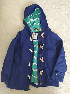 Girls Mini Boden Coat Jacket Age 7-8