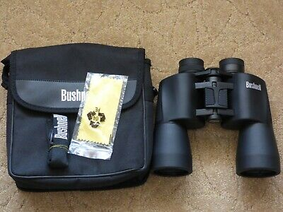 Binoculars Bushnell PowerView 16x50 (free UK postage) - little used
