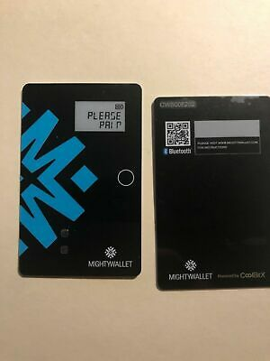 SPARE CARD FOR COOLWALLET S APP  Bitcoin Hardware wallet - Collbitx MightyWallet