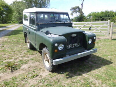 Land Rover 1970 Series 2A