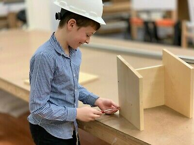 Tabletop Shtender (Lectern) Kit Project - Do It Yourself - For Kids & Adults!