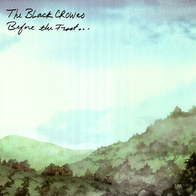 The Black Crowes - Before The Frost 2 x LP - Vinyl Album - SEALED NEW Record