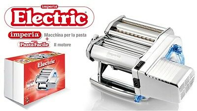 Imperia Electric Machine Paste Electric MOD.650 Sheeter And Motor